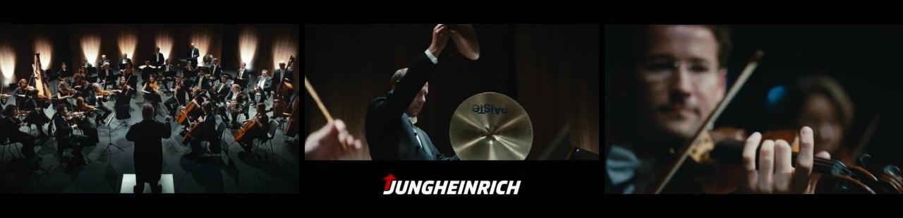 Neues Rheinische Kammerorchester Köln spielt Werbung ein für