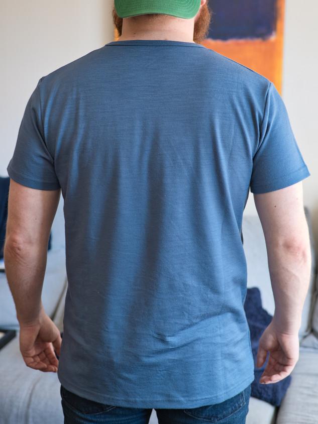 Aviator Air Dry T-shirt Back