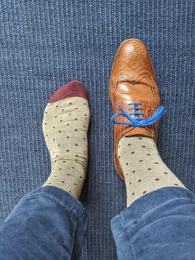 Mack Weldon Silver Socks 2