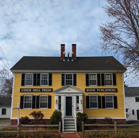 Cider Mill Press Kennebunkport