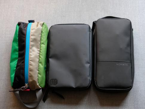 Toiletry Bag 2.0 Comparison