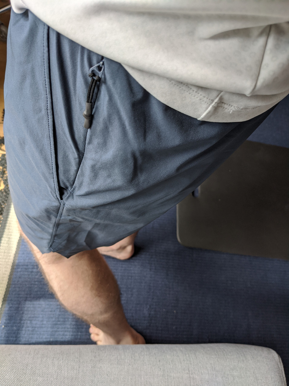 Movement Shorts Hip Pocket 2