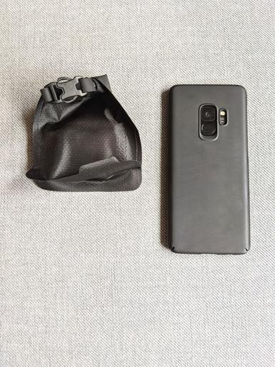 Matador FlatPak Soap Case Size Comparison