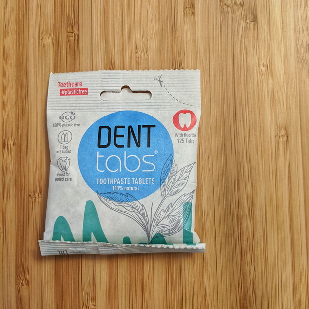 DentTabs Toothpaste Tablets