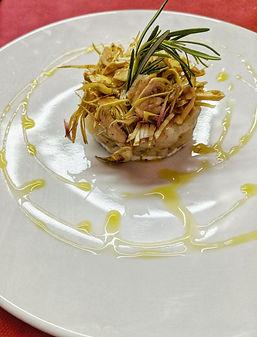 Culinaria Prawn Tartare Florence