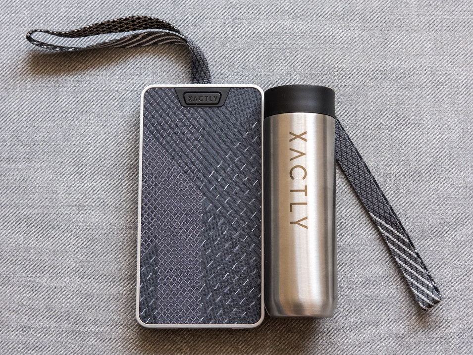 Xactly Power Bank and Single Shot