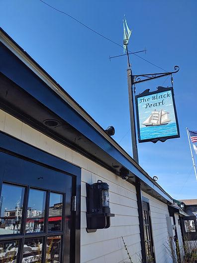 The Black Pearl, Newport