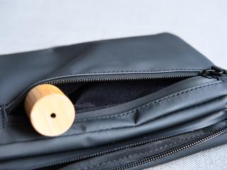 Explorer Slim Toiletry Bag Front Pocket