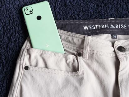 Diversion Pants phone pocket