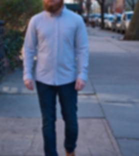 Limitless Merino Shirt Front