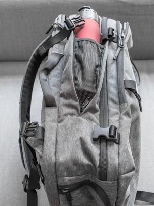 Aer Travel Pack 2 Water Bottle Pocket