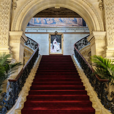 The Breakers Staircase