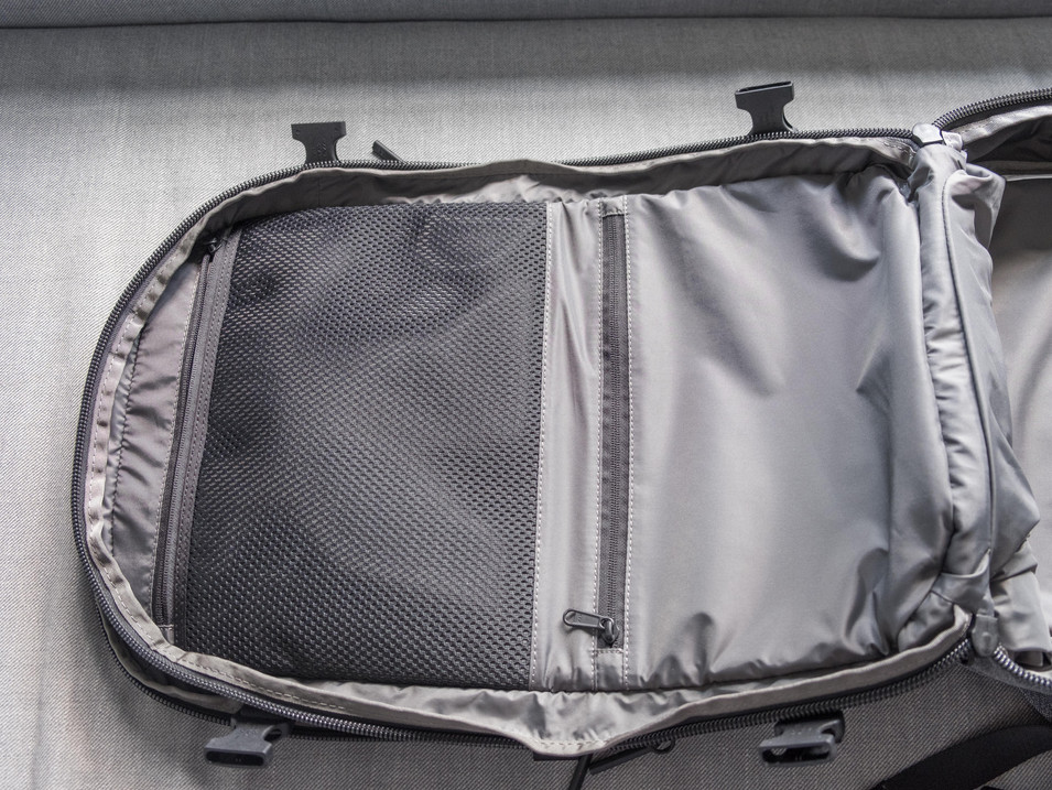 Aer Travel Pack 2 Inside Pockets