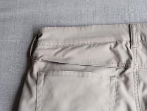 Ascender Rear Hidden Pocket
