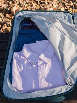 Osprey Transporter Inside Pocket