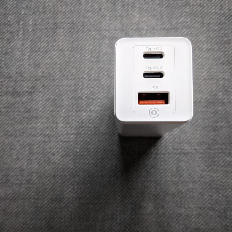 Baseus USB-C Charger 2