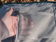 Osprey Transporter Internal Mesh Pocket