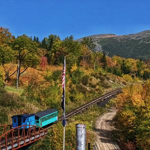 Cog Railway Mt. Washington
