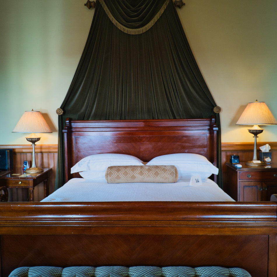 Wentworth Mansion Bedroom