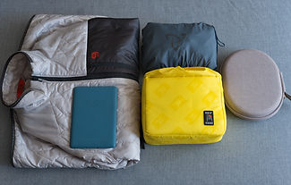 In and Out Pack Gear List
