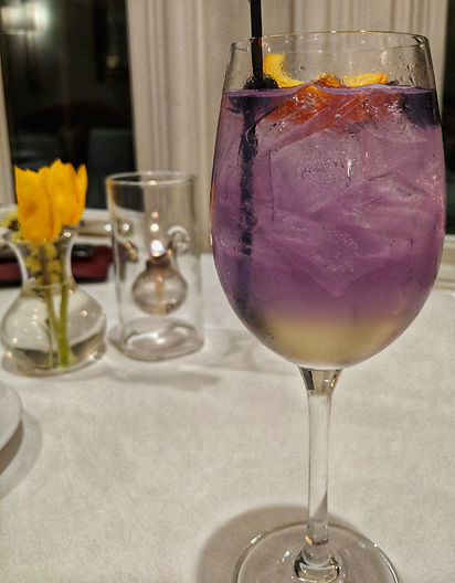Cara Restaurant Cocktail