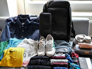 Nomatic Travel Pack Packing List