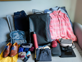 Xactly Oxygen 45 Packing List