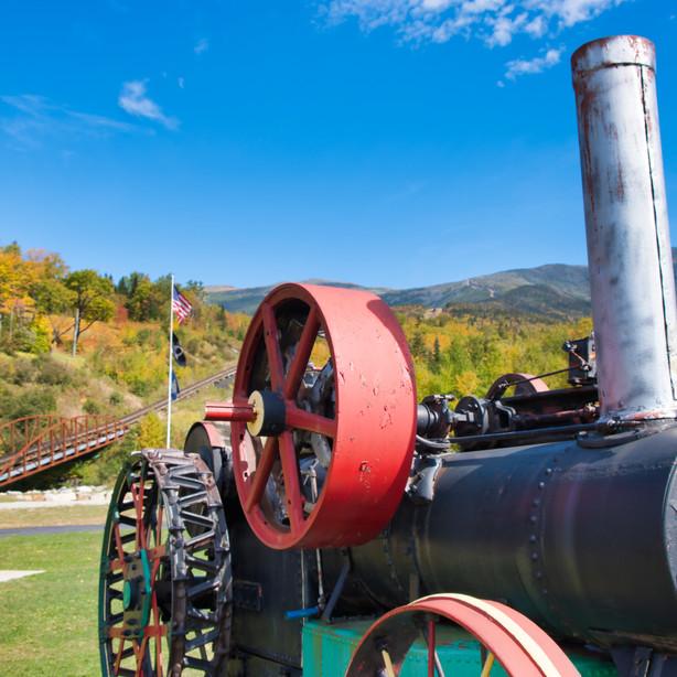 Cog Railway Mt. Washington 2