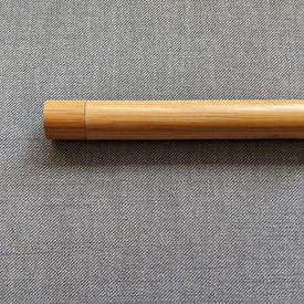 Bamboo Toothbrush Kit Closed