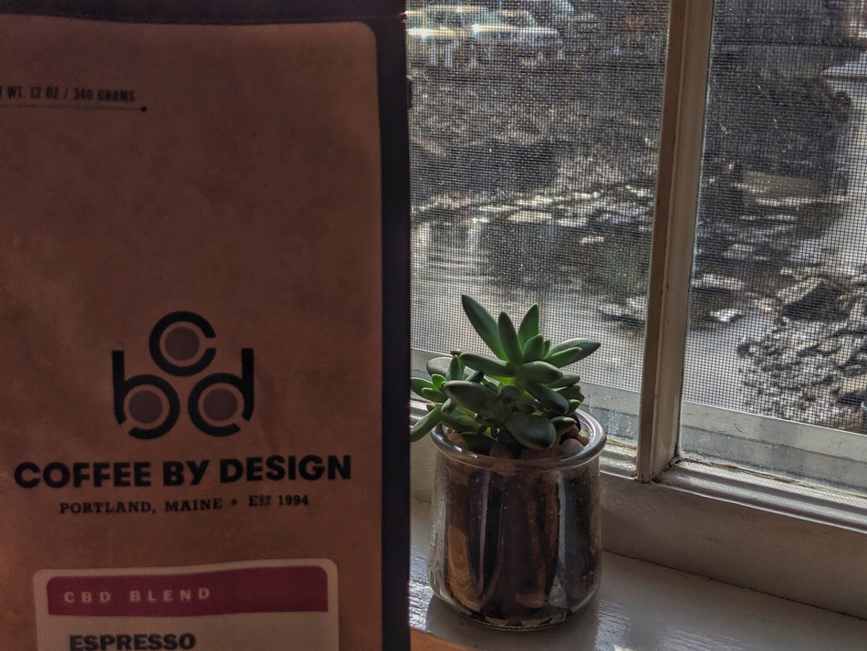 Dock Square Coffee Kennebunkport