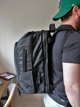 Nomatic Travel Pack Expanded Packed