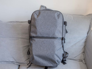 Aer Travel Pack 2 Packed