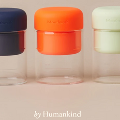 New by Humankind Mouthwash