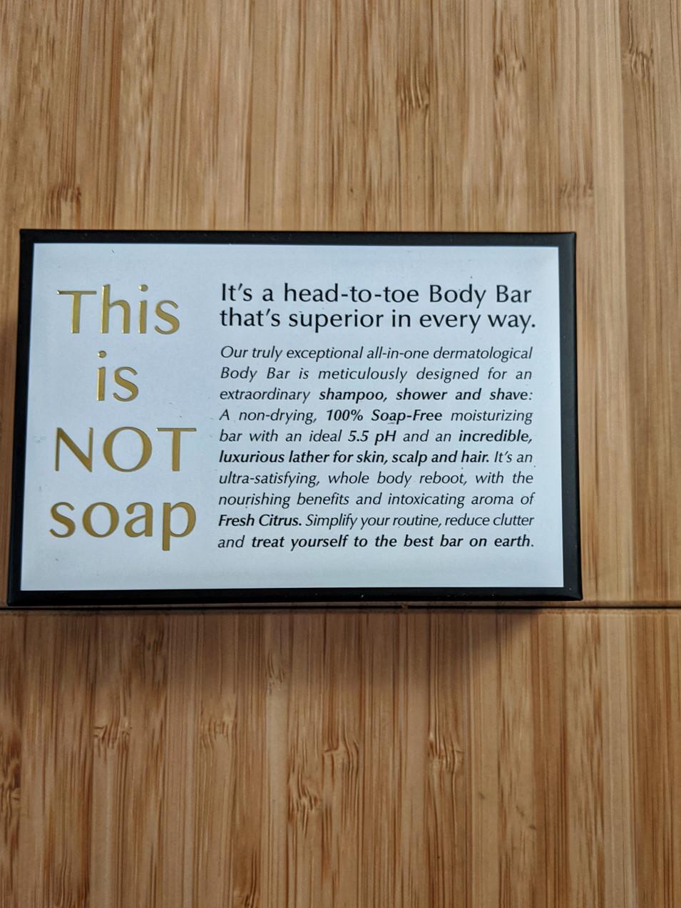 100Senses Ultimate Body Bar Box