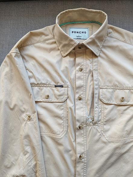 Poncho Outdoors Shirt