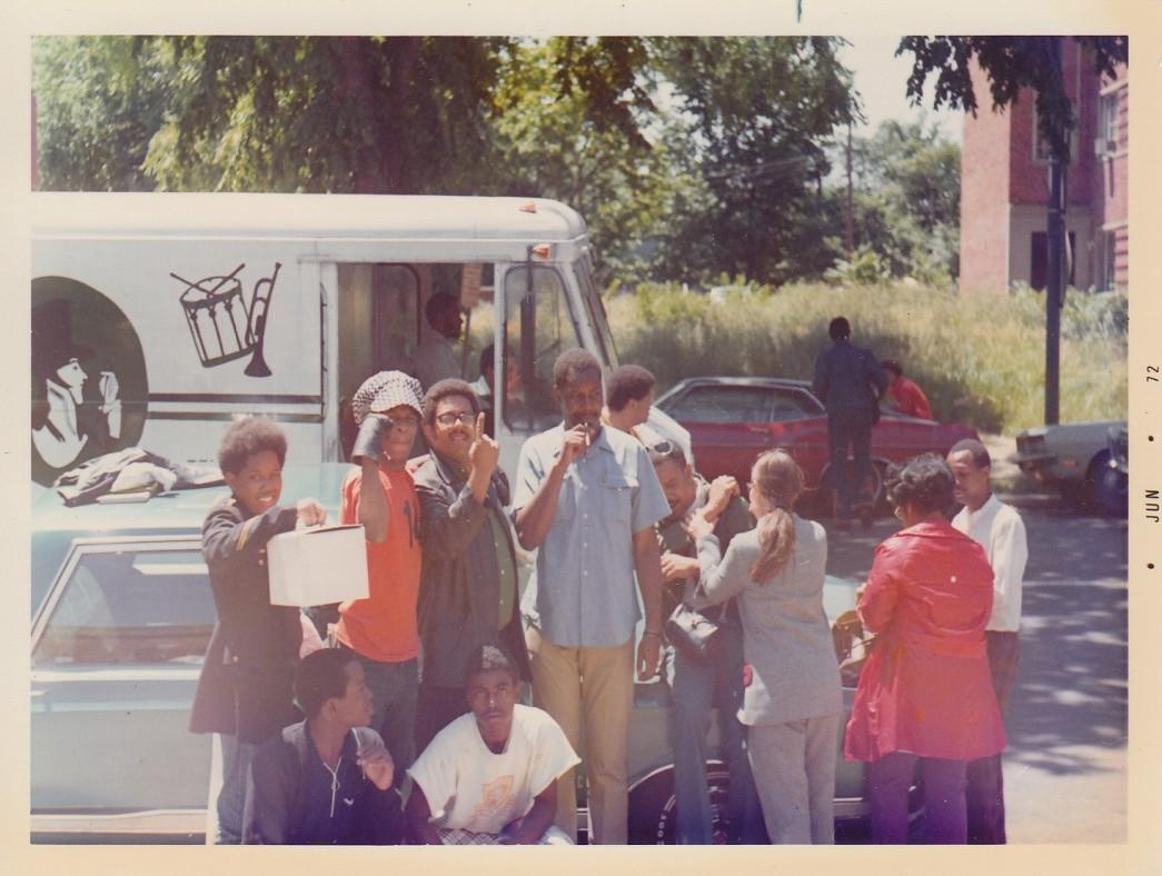 VIPS 1972 Outside