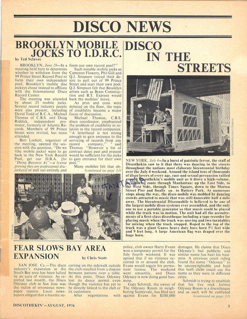 Brooklyn Mobile Jocks To IDRC