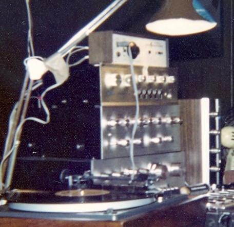 Dual turntable 2