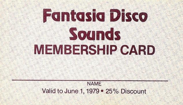 Fantasia Membership 2A