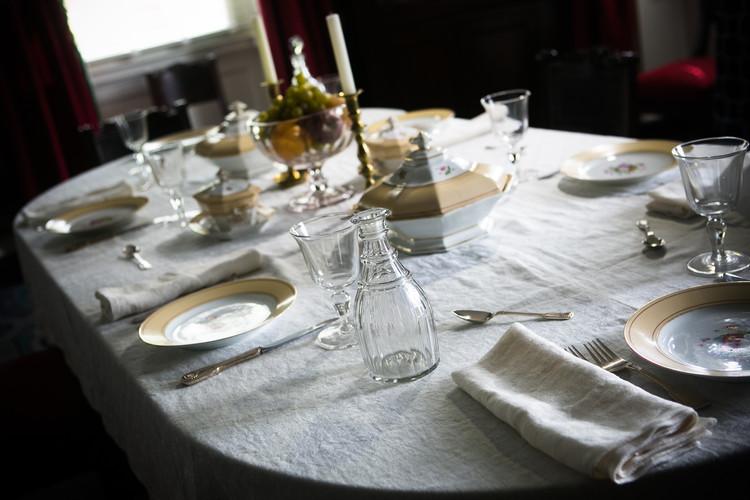 Liberty Hall Dinning Room