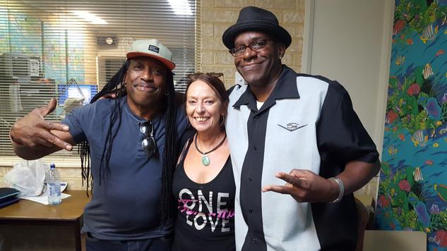 Flex Corby DJ Chips I&I Radio