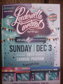Leederville Poster