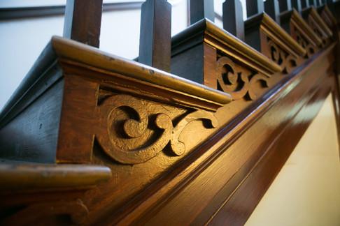 Liberty Hall stair