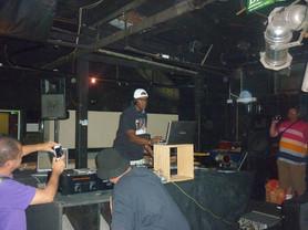 DJ CHIPS AT THE CARLTON RD