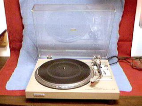 Pioneer turntables PL 518