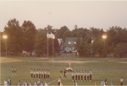 VIPS Corps Show 1972 in DC