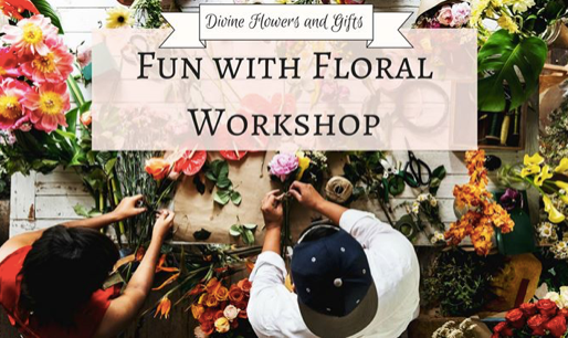 Fun with Floral Workshop