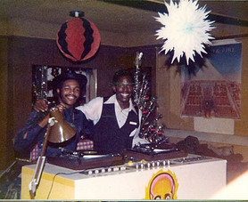 Larry B and DJ Chips