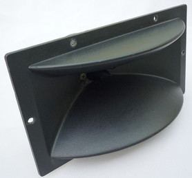 Black Radial Horn