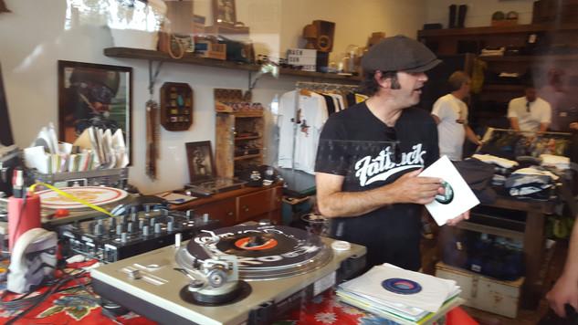 DJ Tim King at Elroy's